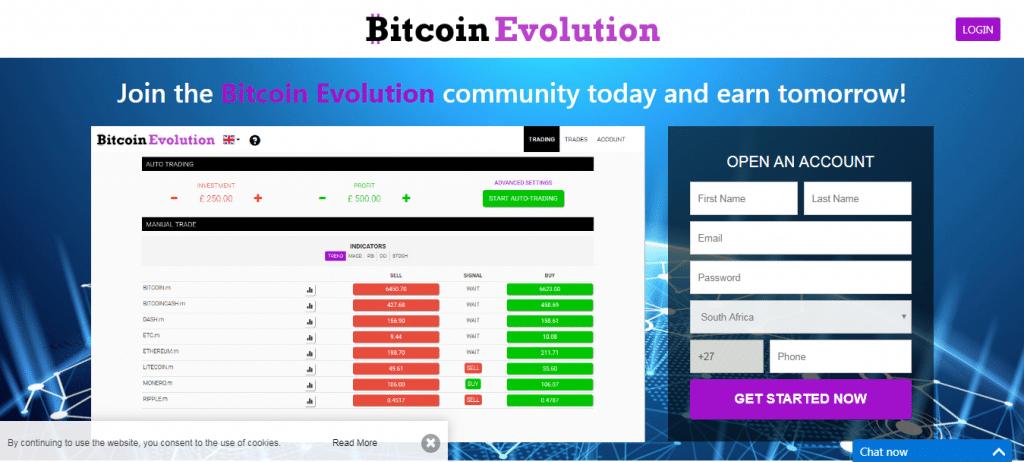 Bitcoin Evolution Comment fonctionne Bitcoin Evolution?