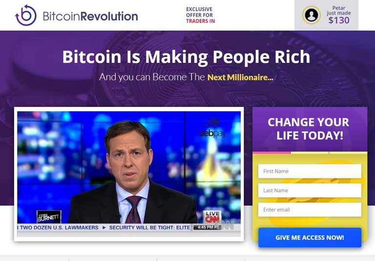 Bitcoin Revolution Comment utiliser Bitcoin Revolution?