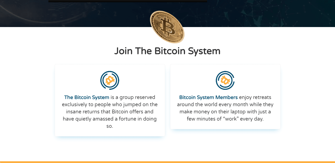 Bitcoin System Comment fonctionne Bitcoin System?