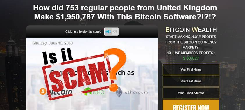 Bitcoin Wealth Comment fonctionne Bitcoin Wealth?