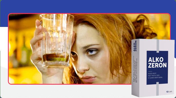 Alkozeron Comment le médicament fonctionne-t-elle?