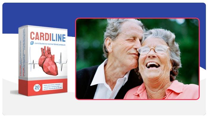 Cardiline Instruction d'utilisation de la Cardiline