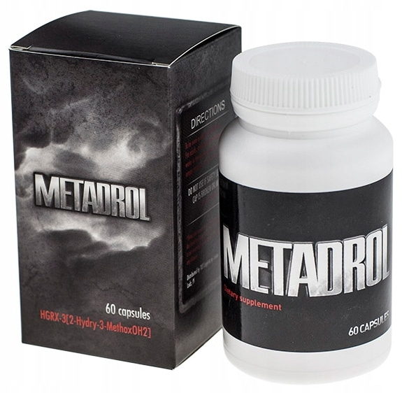 Metadrol Qu'est-ce que c'est?