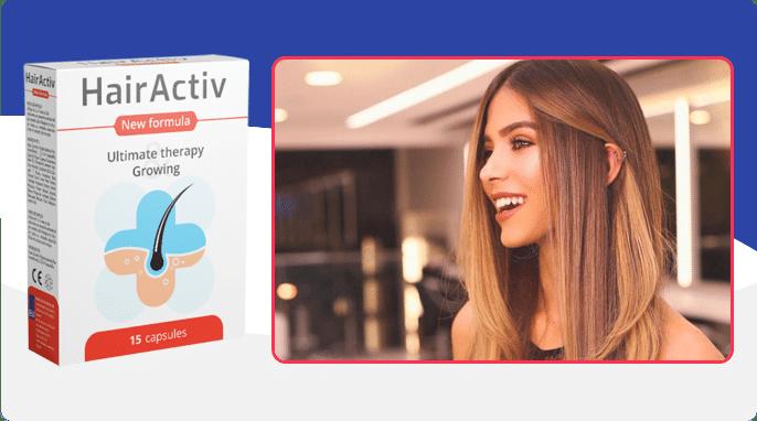 HairActiv Comment le médicament fonctionne-t-elle?