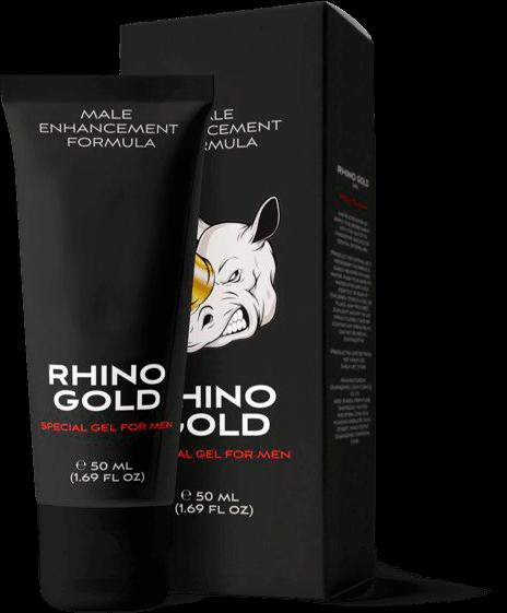 Rhino Gold Gel Qu'est-ce que c'est?