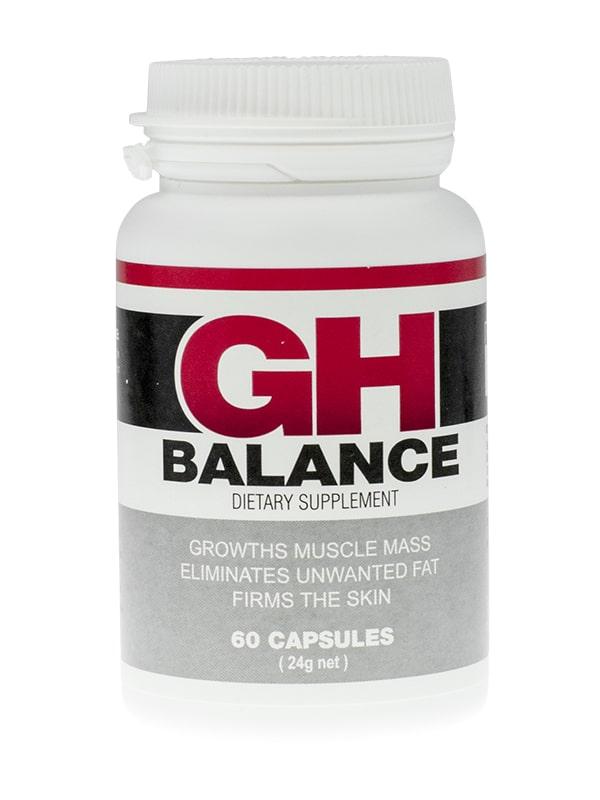 GH Balance Qu'est-ce que c'est?