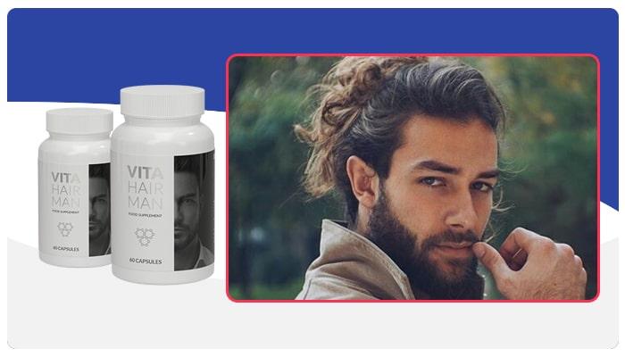 Vita Hair Man Comment le médicament fonctionne-t-elle?