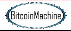 Bitcoin machine Qu'est-ce que c'est?